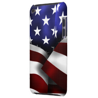 USA Flag Ipod Touch Case-Mate Case