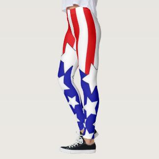 usa flag popular women leggings