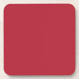 USA Flag Red Blood Red Coaster