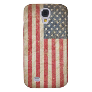 USA Flag Samsung Galaxy S4 Case