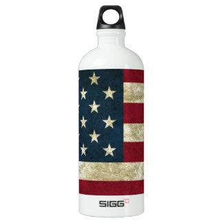 USA Flag SIGG Traveller 1.0L Water Bottle