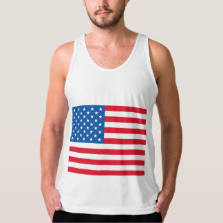 USA Flag Singlet