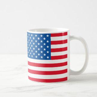 USA Flag stars and stripes Coffee Mug