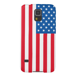 USA Flag stars and stripes Galaxy S5 Cases