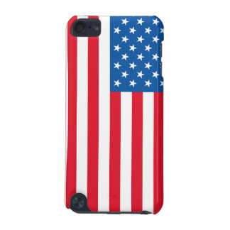 USA Flag stars and stripes iPod Touch 5G Case