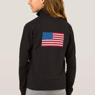 USA Flag stars and stripes Jacket