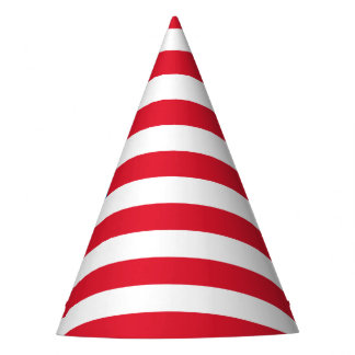 USA Flag stars and stripes Party Hat