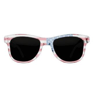 USA Flag stars and stripes Sunglasses