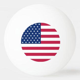 USA Flag US Patriotic Table Tennis Beer Ping Pong