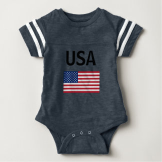 USA Football bodysuit