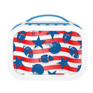 USA football Lunch Box