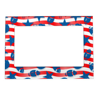 USA football Magnetic Picture Frame