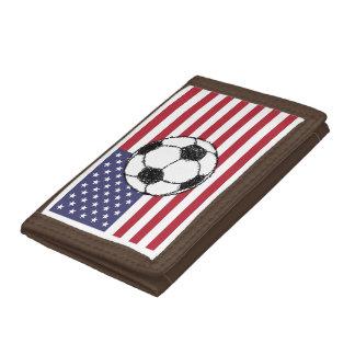 USA football Trifold Wallet