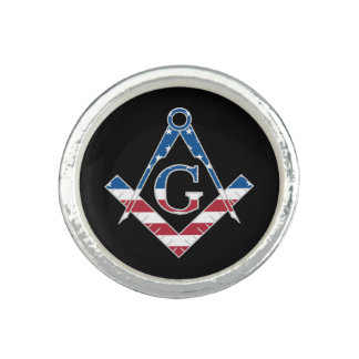 USA Freemasonic symbol