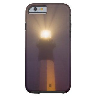 USA; Georgia; Savannah.  Tybee Island Lighthouse Tough iPhone 6 Case