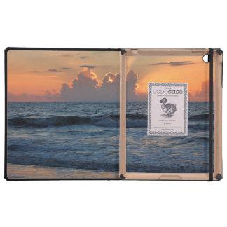 USA, Georgia, Tybee Island, Tybee Island Beach iPad Cover