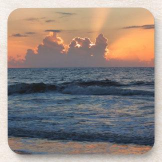 USA, Georgia, Tybee Island, Tybee Island Beach Coaster