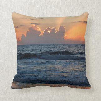 USA, Georgia, Tybee Island, Tybee Island Beach Cushion
