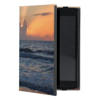 USA, Georgia, Tybee Island, Tybee Island Beach iPad Mini Covers