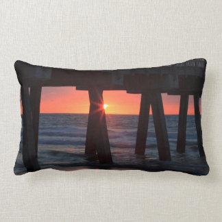 USA, Georgia, Tybee Island, Tybee Pier Cushions