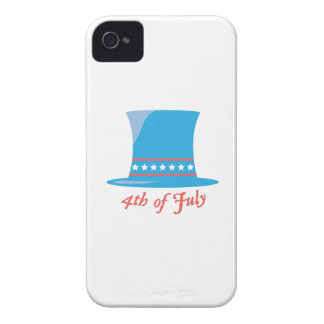 USA Hat 4th Of July iPhone 4 Cover