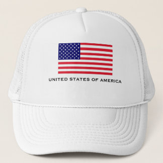 USA_Hat Trucker Hat