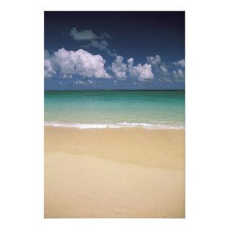 USA Hawaii Beach scene Photographic Print