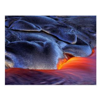 USA, Hawaii, Big Island, Kilauea, Volcanoes NP, Postcard