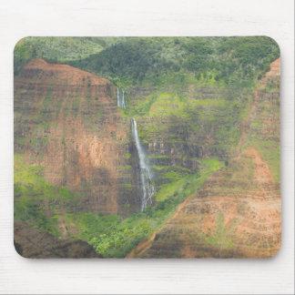 USA, Hawaii, Kauai, Waimea, Waimea Canyon Mouse Pad