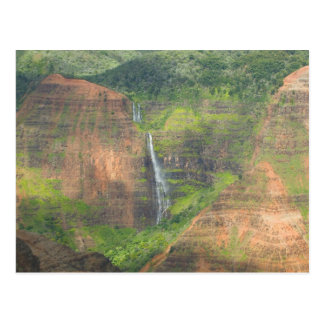 USA, Hawaii, Kauai, Waimea, Waimea Canyon Postcard