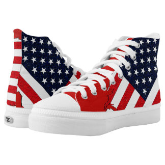 USA HIGH TOPS
