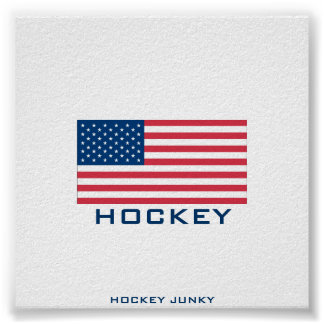 USA HOCKEY POSTERS
