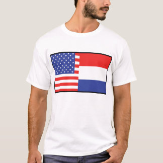 USA/Holland T-Shirt