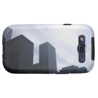 USA, Illinois, Chicago, skyline Samsung Galaxy S3 Cover