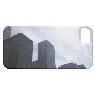 USA, Illinois, Chicago, skyline iPhone 5 Case