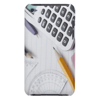 USA, Illinois, Metamora, Still life with school iPod Touch Cover