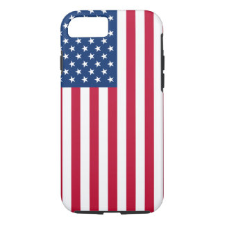 USA Image for Apple iPhone 7, Tough iPhone 8/7 Case