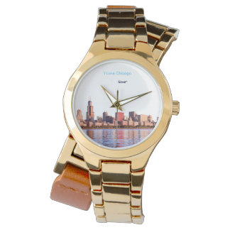 USA image for Gold-Wrap-Around-Watch Watch