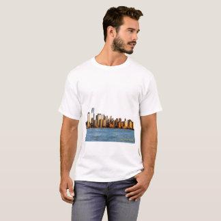 USA image for Men's-T-Shirt-White T-Shirt