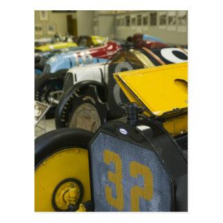 USA, Indiana, Indianapolis: Indianapolis Motor 5 Postcard