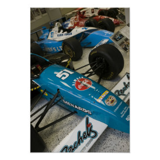 USA, Indiana, Indianapolis: Indianapolis Motor Poster