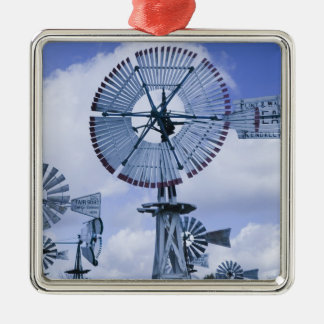 USA, Indiana, Kendallville: Mid, America 2 Metal Ornament