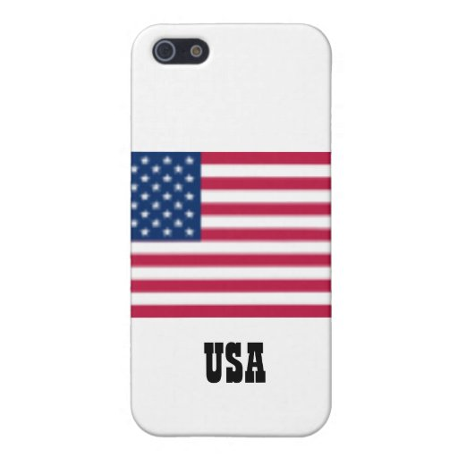USA COVER FOR iPhone 5