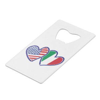 USA---Italy-Love
