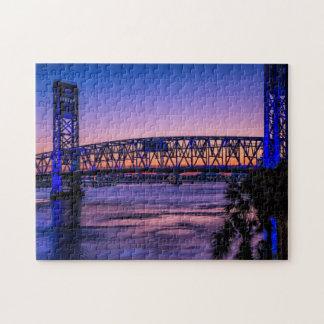 USA, Jacksonville, Florida Jigsaw Puzzle