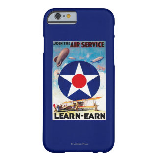 USA - Join the Air Service Learn-Earn Barely There iPhone 6 Case