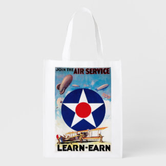 USA - Join the Air Service Learn-Earn