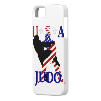 USA Judo Barely There iPhone 5 Case