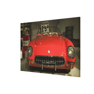 USA, Kentucky, Bowling Green: National Corvette 3 Gallery Wrap Canvas