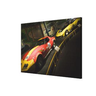 USA, Kentucky, Bowling Green: National Corvette 4 Gallery Wrap Canvas